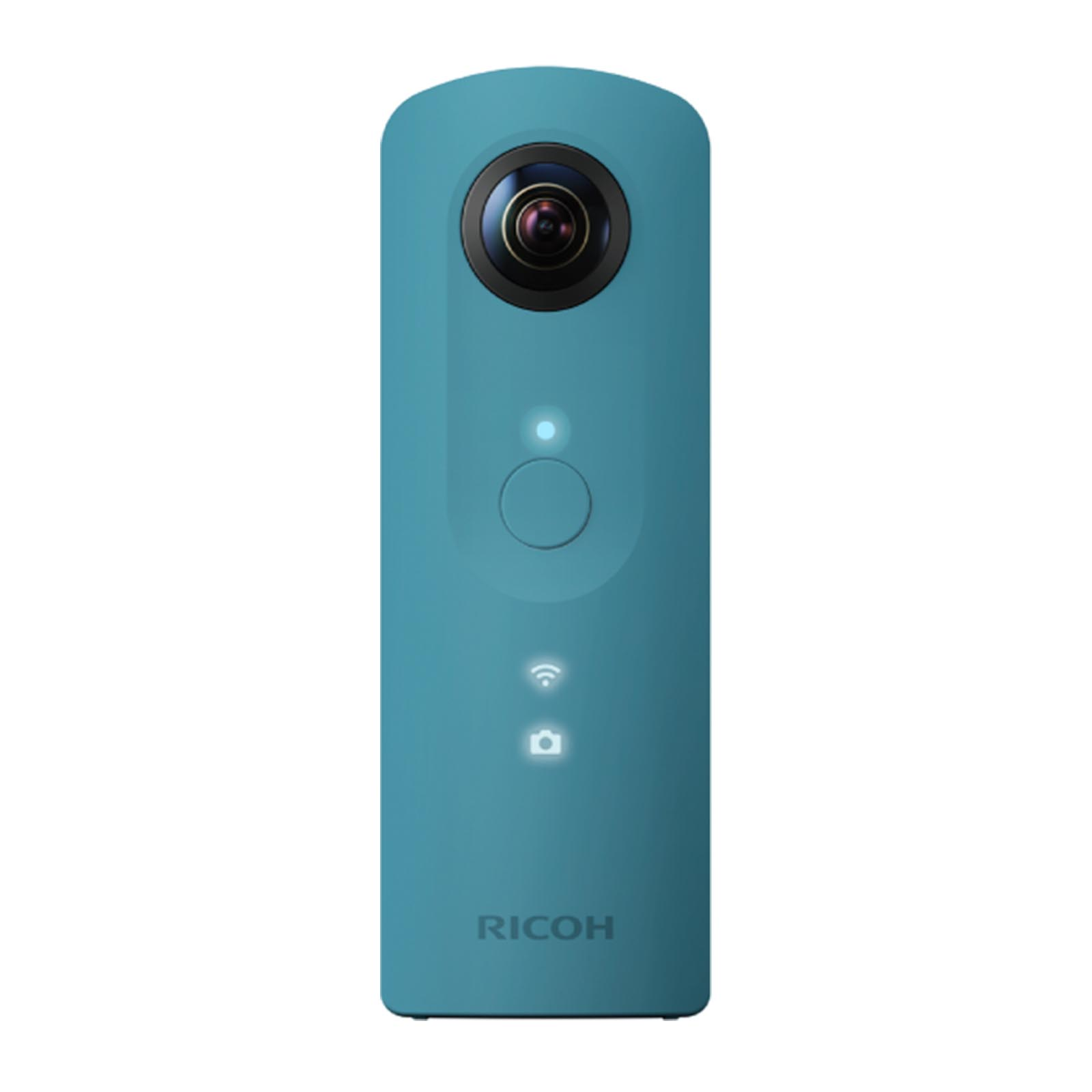 360dictos Ricoh Theta SC Azul