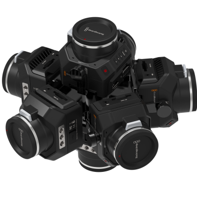 360dictos 360Rize 360Helios 7 BlackMagic Design video 360