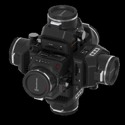 360dictos 360Helios 6 BlackMagic design