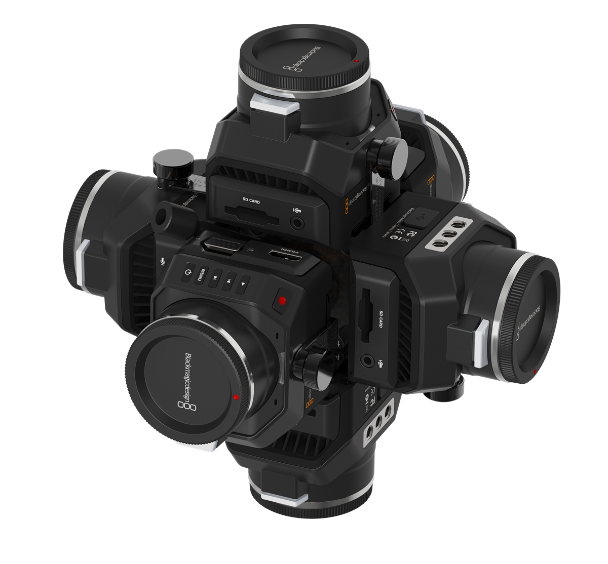 360dictos 360Helios 6 BlackMagic design