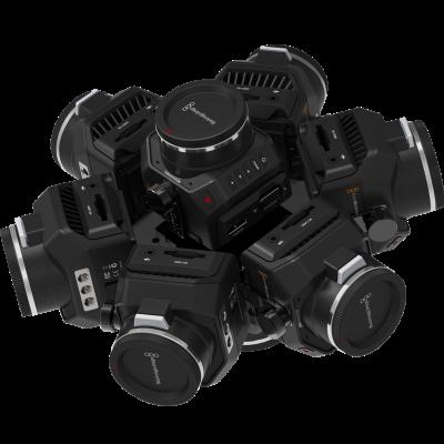 360dictos 360Helios 8 BlackMagic design video 360