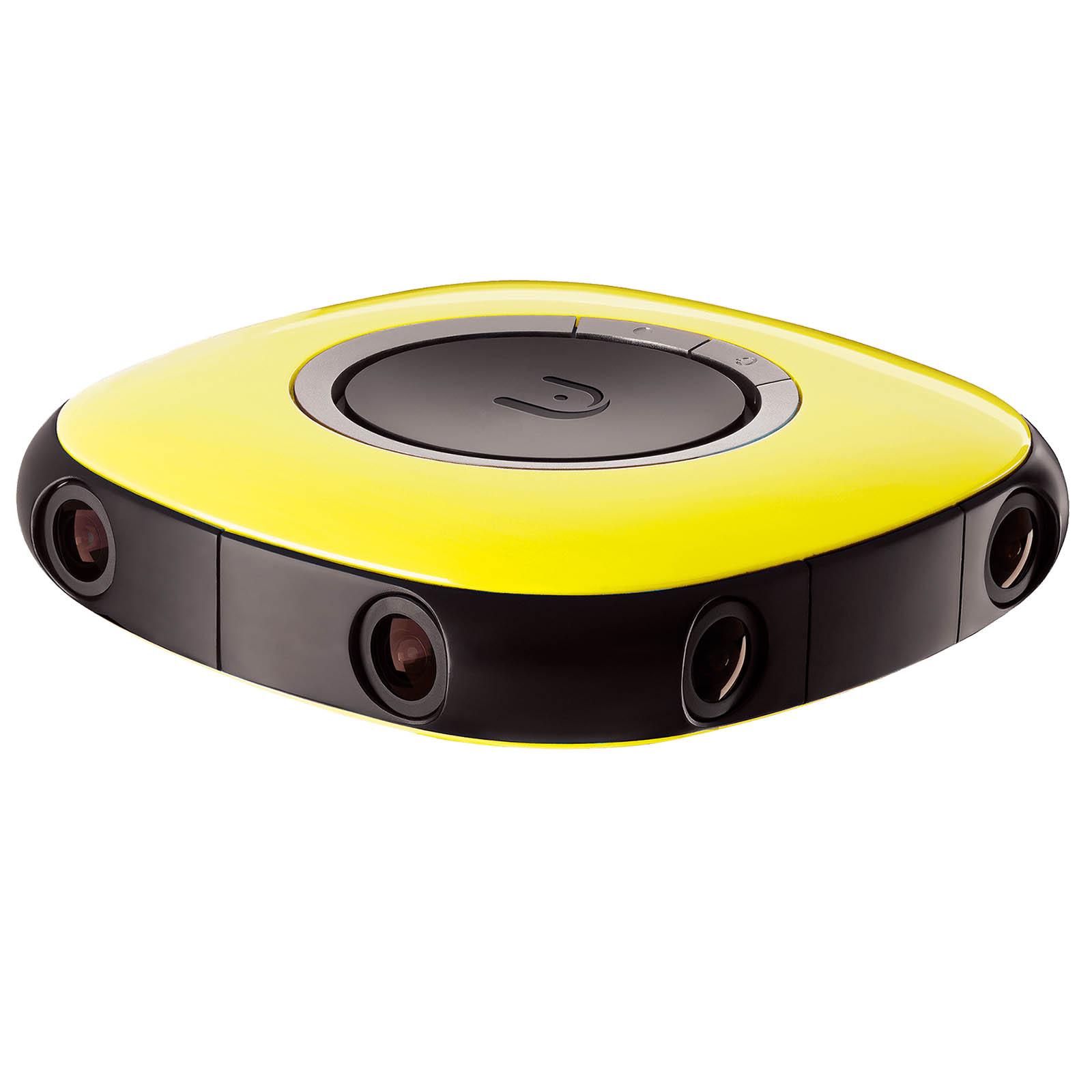 360dictos Cámara VUZE 3D 360 VR